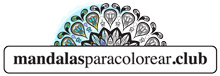 Mandalas para Colorear Logo